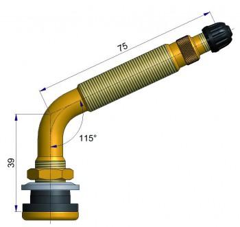 Вентиль TR 621 A  S-4029-1